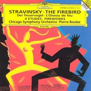 Pierre Boulez, Chicago Symphony Orchestra 'Danse Infernale De Tou Let Sujets De Kastchei'(Stravinsky The Firebird)