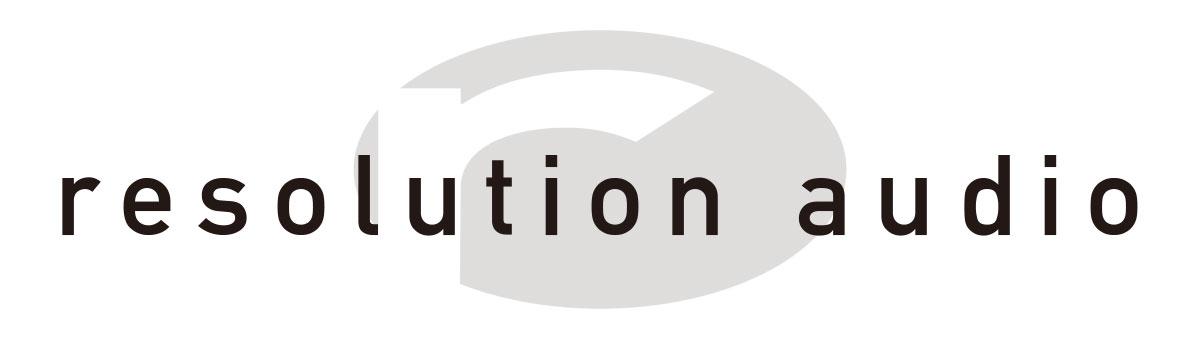 Resolution Audio Logo
